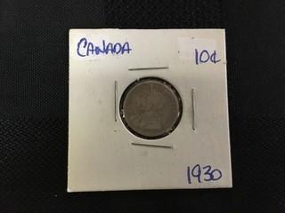 1930 Ten Cent.