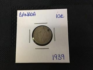 1939 Ten Cent.