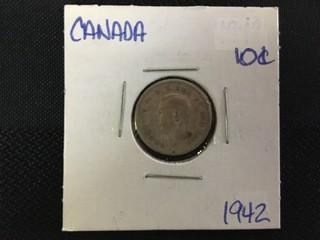 1942 Ten Cent.