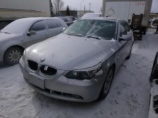 2004 BMW  530i C/w Inline 6, 3.0L Engine, 4 Doors, VIN WBANA73504B804065, Showing 264,047 KM