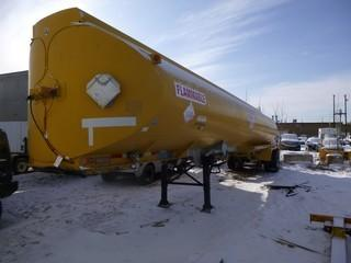 "1980 Heil 36"" Tanker Trailer, S/A,  Capacity 9000 Gallon, VIN 950858"