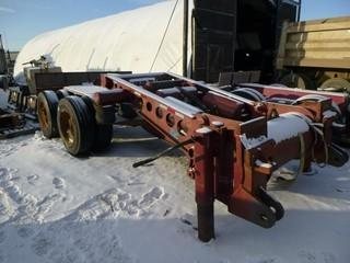 Peerless Page T/A Booster, Model XA-S9-1A 001, pin on, Self Steering, Walking Beam Susp