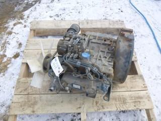 Kubota D1 105 Diesel Engine, Code number 1J936-62000, S/N 1DX1260