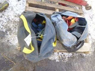 Quantity of Fall Protection Harnesses *Certification Unknown*