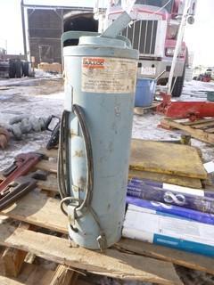 Gullco Rod Oven, Model 10A-20100 Watts, 1 Phase, S/N 35623-177, C/w 7018 Welding Rods