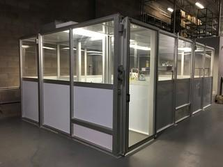 SIS Systems IS07 Lab with Ante Room