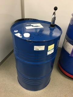 55 Gallon Drum with Pump (Empty)