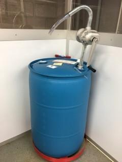 PG Barrel w/ Pump (Empty)