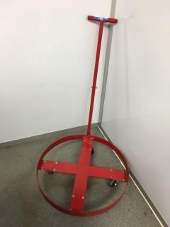 Drum Dolly Red