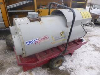 Frost Fighter Oil/Diesel Fired Heater.