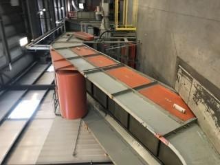 Pit Conveyor S/N 73367.