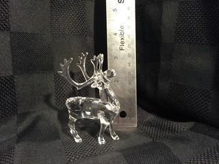 Swarovski Crystal Rein Deer.