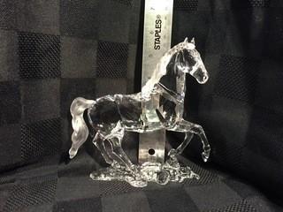 Swarovski Crystal Large Horse.