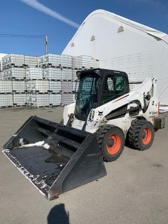 2011 Bobcat S750 Compact Skid Steer. S/N A3P211926 Showing 3362 hours