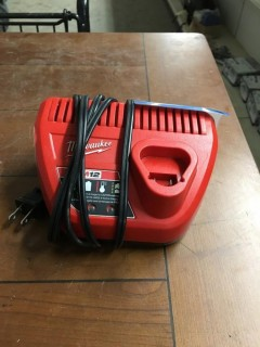 Milwaukee M12 Fuel Battery Charger.