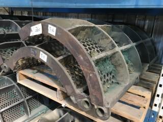 Hammer Mill Plates.