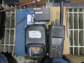 Motorola 2-Way Radio Model # XPR 7550.