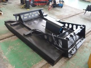 "NEW 72"" Skid Steer Brush Cutter Mower"