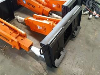 New Hydraulic Breaker - Hammer	Skid Steer Attachment