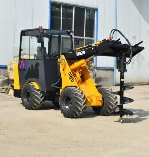 NEW Auger Drive, 2in Hex Shaft Skid Steer Attachment