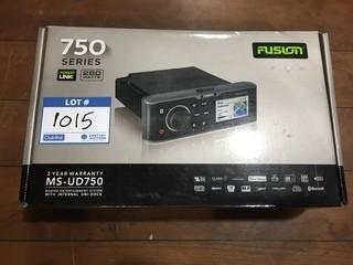 Fusion MS-UD750 280W Marine Entertainment System With Internal Uni-Dock.