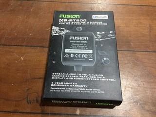 Fusion MS-BT200 Marine Bluetooth Module.