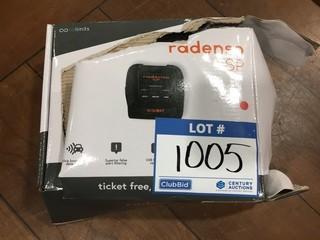 Radenso SP Radar Detector.