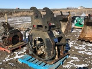 Cat CVP 110 Hoe Pack S/N C1Z00756 To Fit Cat 328 Excavator.