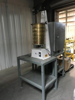 M & L Testing Equipment Model ML-4330.TS Shaker Sieve **Dryer box in picture not included**.