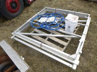 Shore Master 1200 PWC Lift C/w Frame And Winch Cable