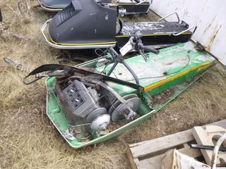1978 John Deere Spitfire Snowmobile *Note: Parts Only*