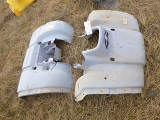 Honda Front And Rear Plastic Housing