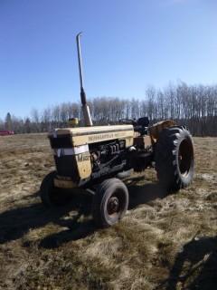 1963 Minneapolis-Moline M602 Tractor. Diesel. S/N 26701424. 1 Hyd Outlet