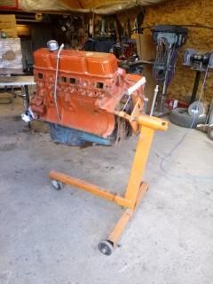 Dodge Challenger 383 Rebuilt Engine