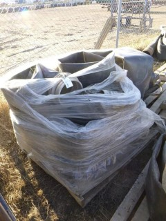 Qty Of Assorted Size Lay Flat Hose *Note: Buyer Responsible For Load Out*