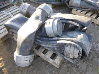 Qty Of (6) 10in Diameter Lay Flat Hose *Note: Buyer Responsible For Load Out*