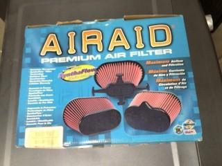 Airaid Premium Air Filter, 06-08 Chevy/Gmc Diesel, P/N 860-161.