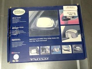 Putco Mirror Overlay 04-07 Ford F150 Light Duty, P/N 401118.