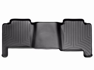 Floor Liners Black, Ford F150 Supercrew 04+, P/N 440052.