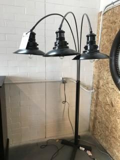 Long Reach Floor Lamp.