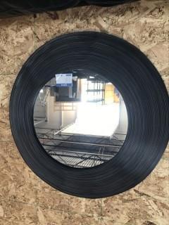 """Round Cord Mirror 36""""."""