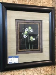 """Cactus Prom Queens Painting 21"""" x 24""""."""