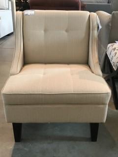 Clarinda Chair Beige.