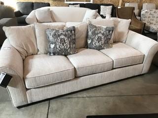 Silsbee Large Pillow Sofa.