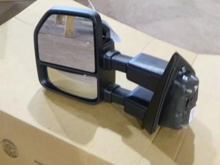 Drivers Side Mirror To Fit Ford *Note: Chrome Cap Missing**