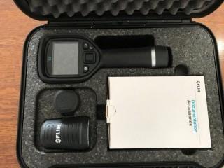 FLIR Infrared Camera, Model # E63900, 6.59mm Lens C/w Case.