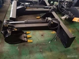 New Excavator Skid Steer Attachment