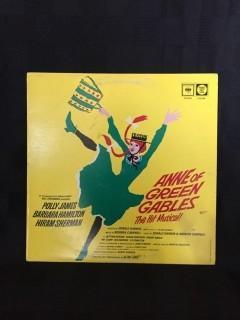 Anne of Green Gables Soundtrack Vinyl.