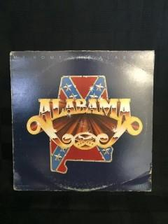 Alabama, My Home's in Alabama Vinyl.