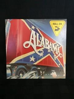 Alabama, Roll On Vinyl.